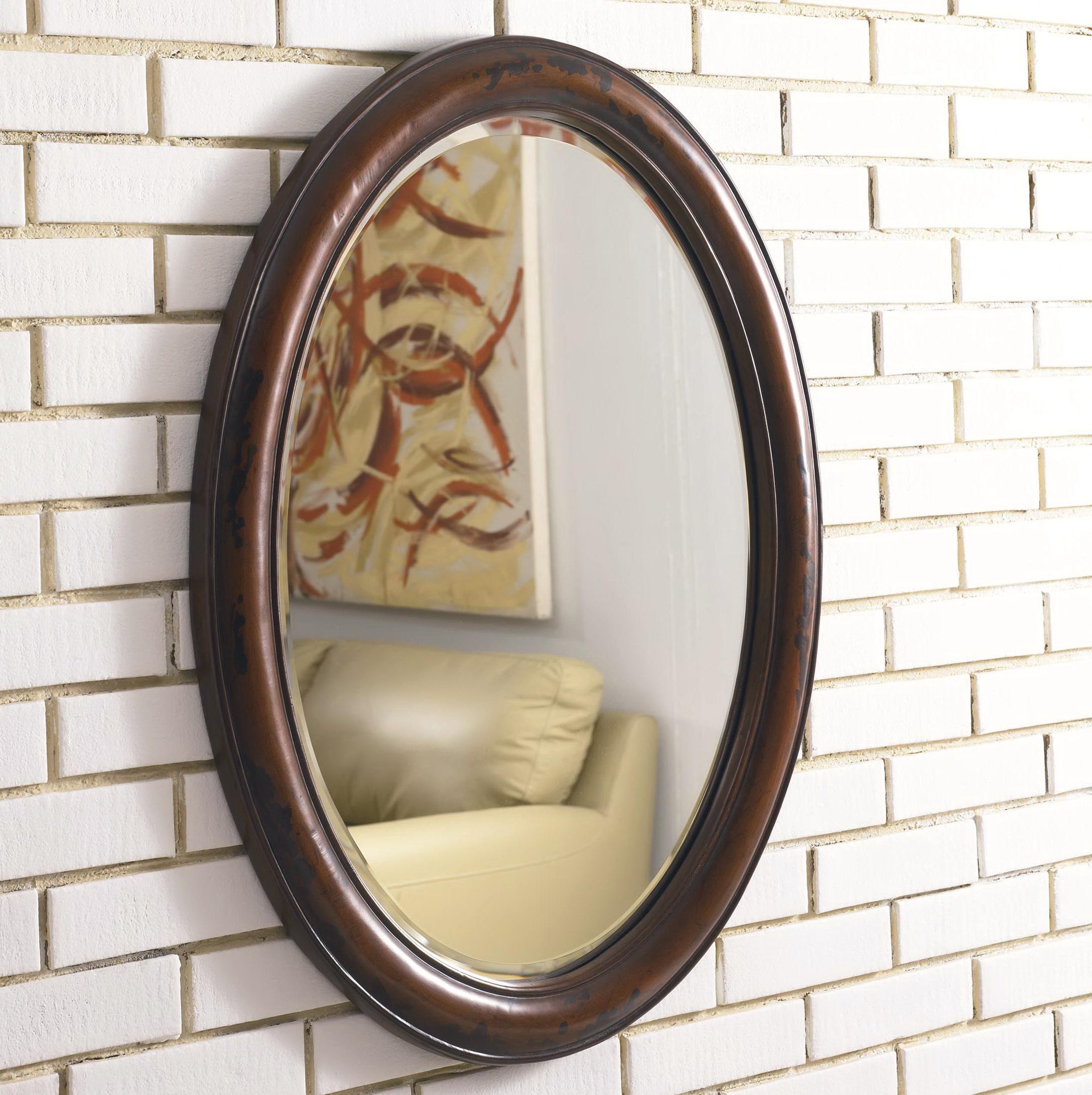 Oval Wall Mirror Cheap Home Design Ideas