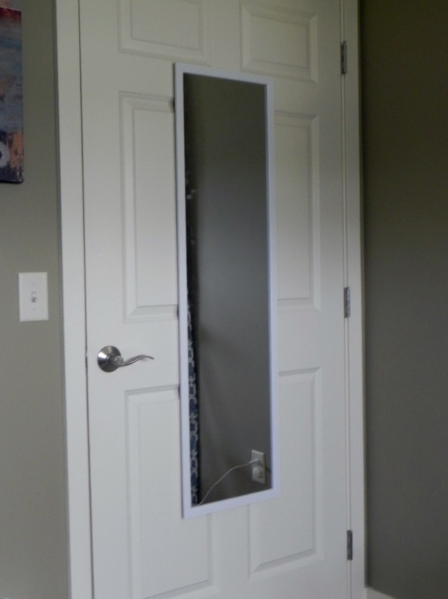 Over The Door Full Length Mirror