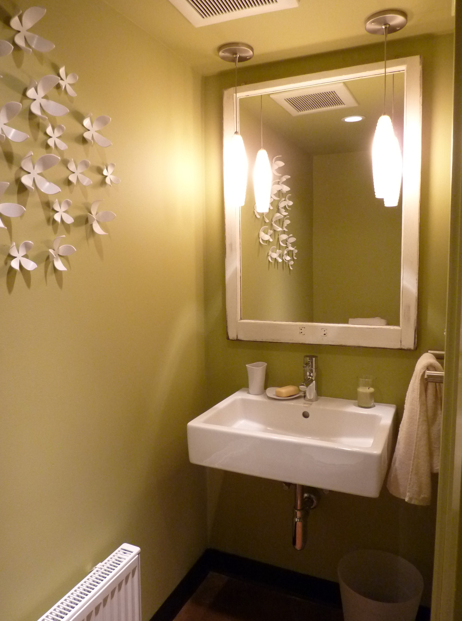 Powder Room Mirrors And Lights | Home Design Ideas