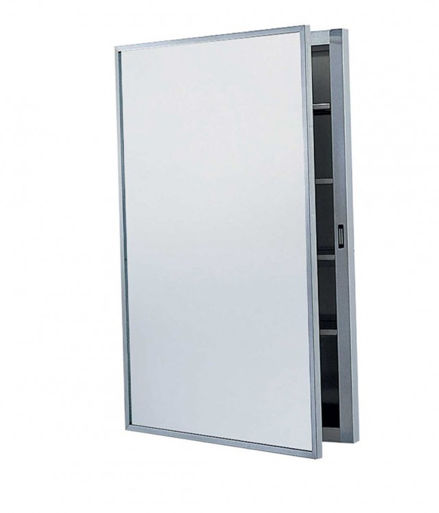 Recessed Medicine Cabinet No Mirror