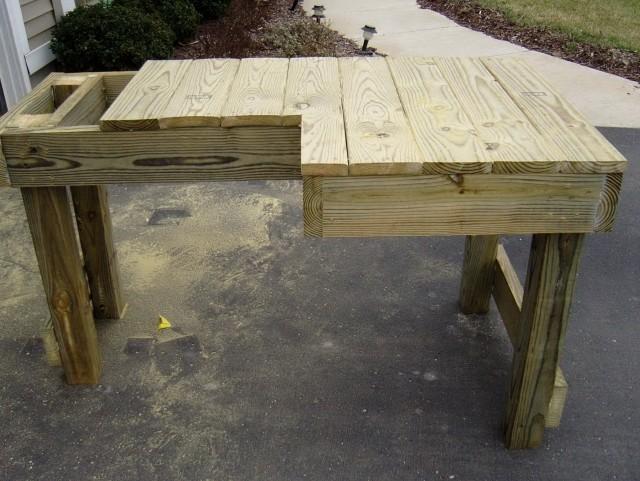 Rifle Bench Rest Plans