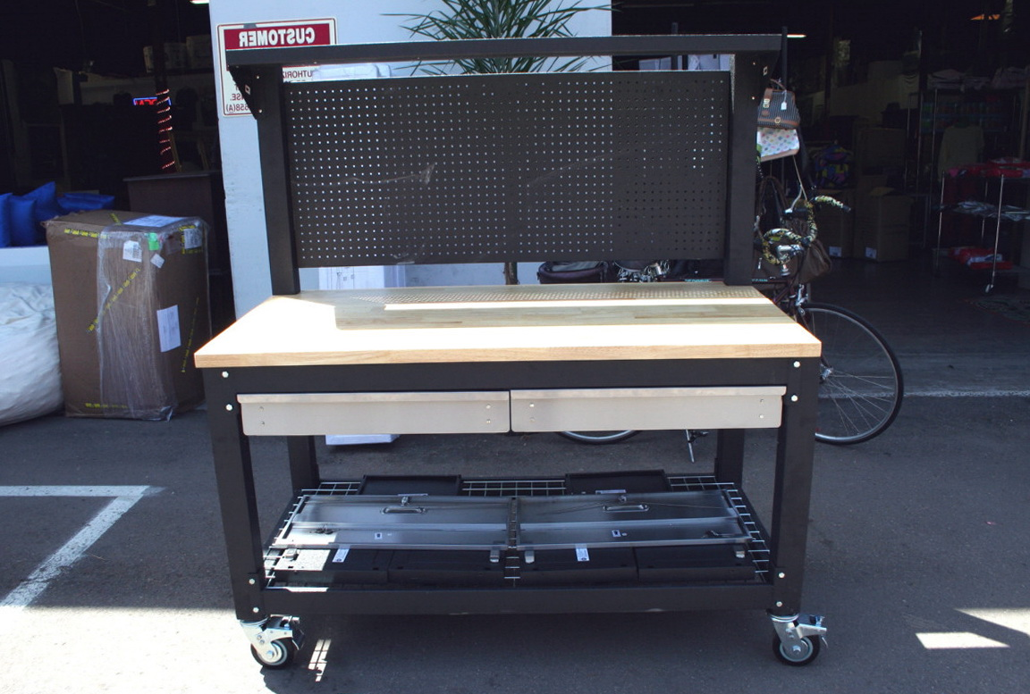 Rolling Workbench Costco
