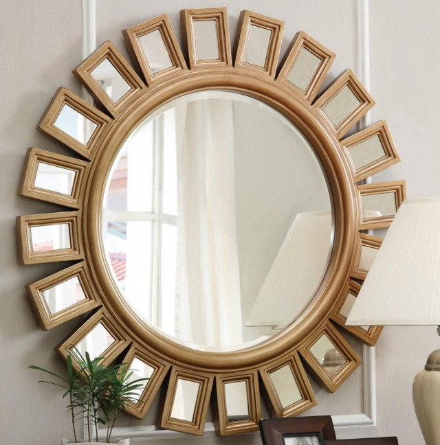 Famous Sunburst Wall Mirror Diy | Home Design Ideas HP81