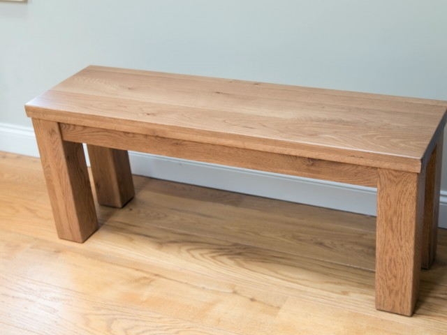 Rustic Wood Bench Designs