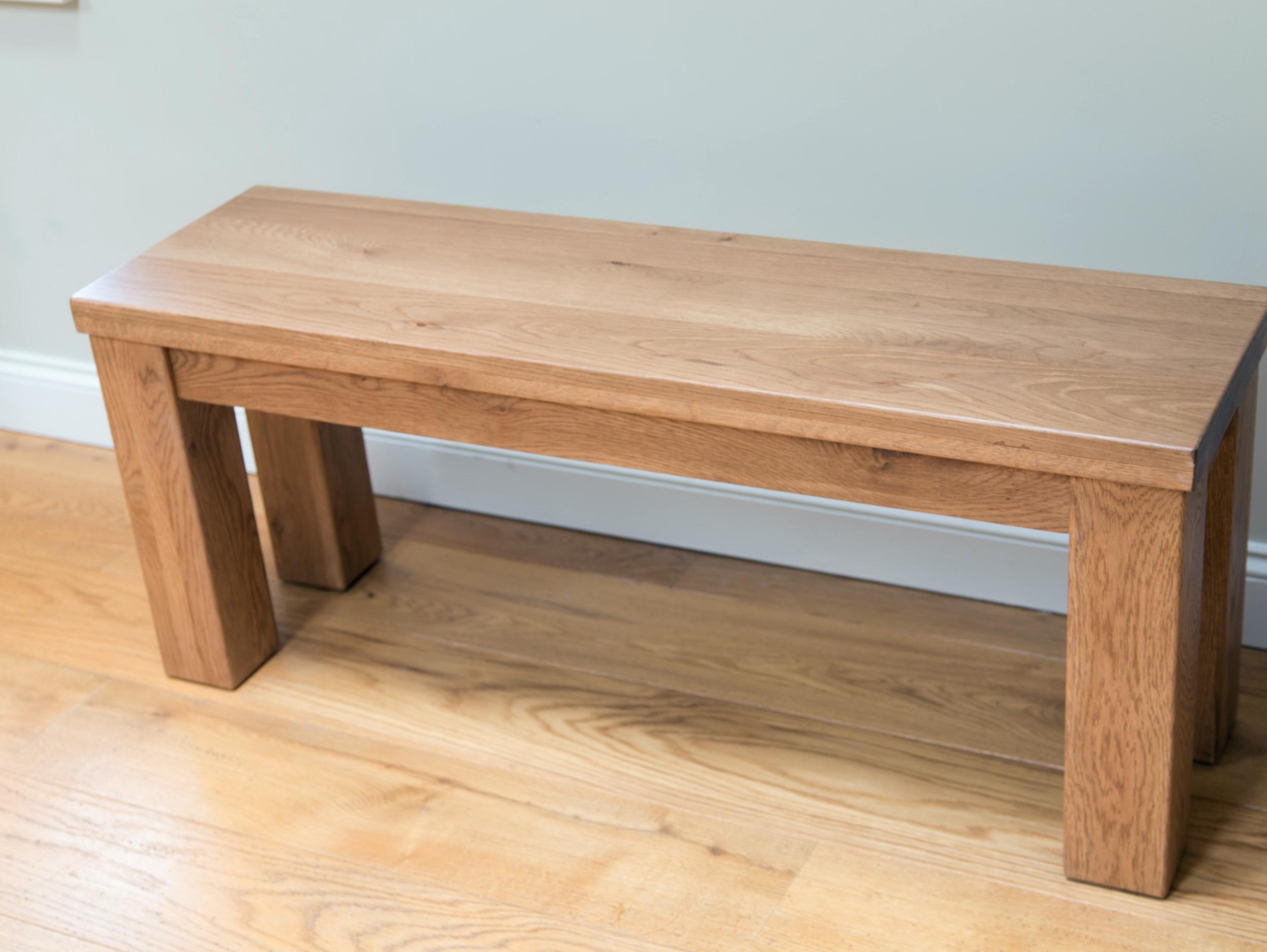 Rustic Wood Bench Designs