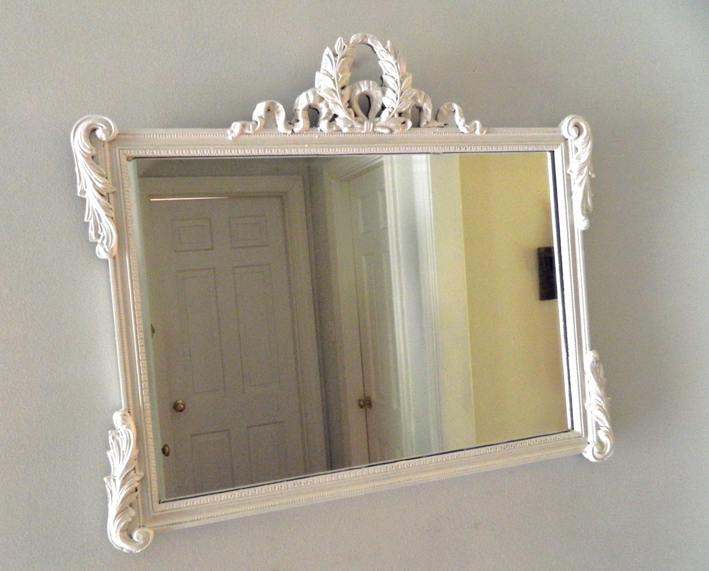 Shabby Chic Mirrors Large