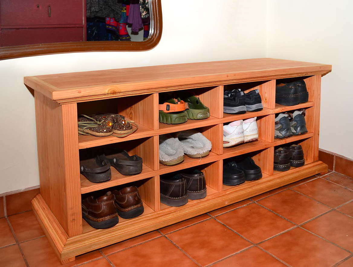 Shoe Cubby Wood Shoe Rack More Master Closet System Shoe Cubbies Entryway Furniture With