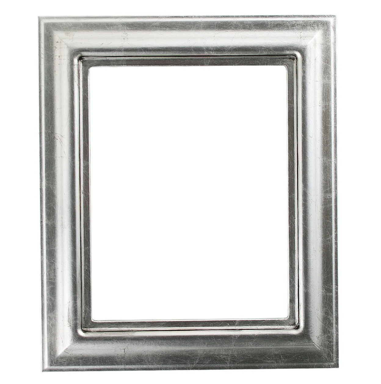 Silver mirrored picture frames home design ideas for 11x14 table top frame