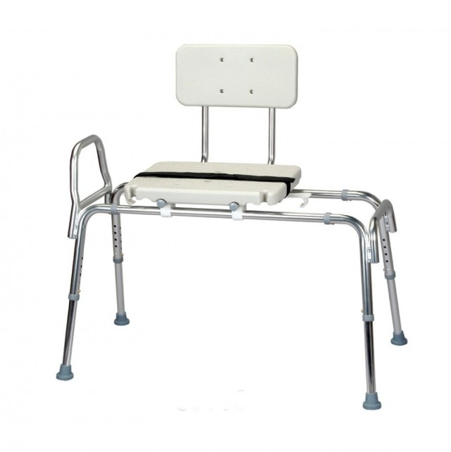 Sliding Transfer Tub Bench