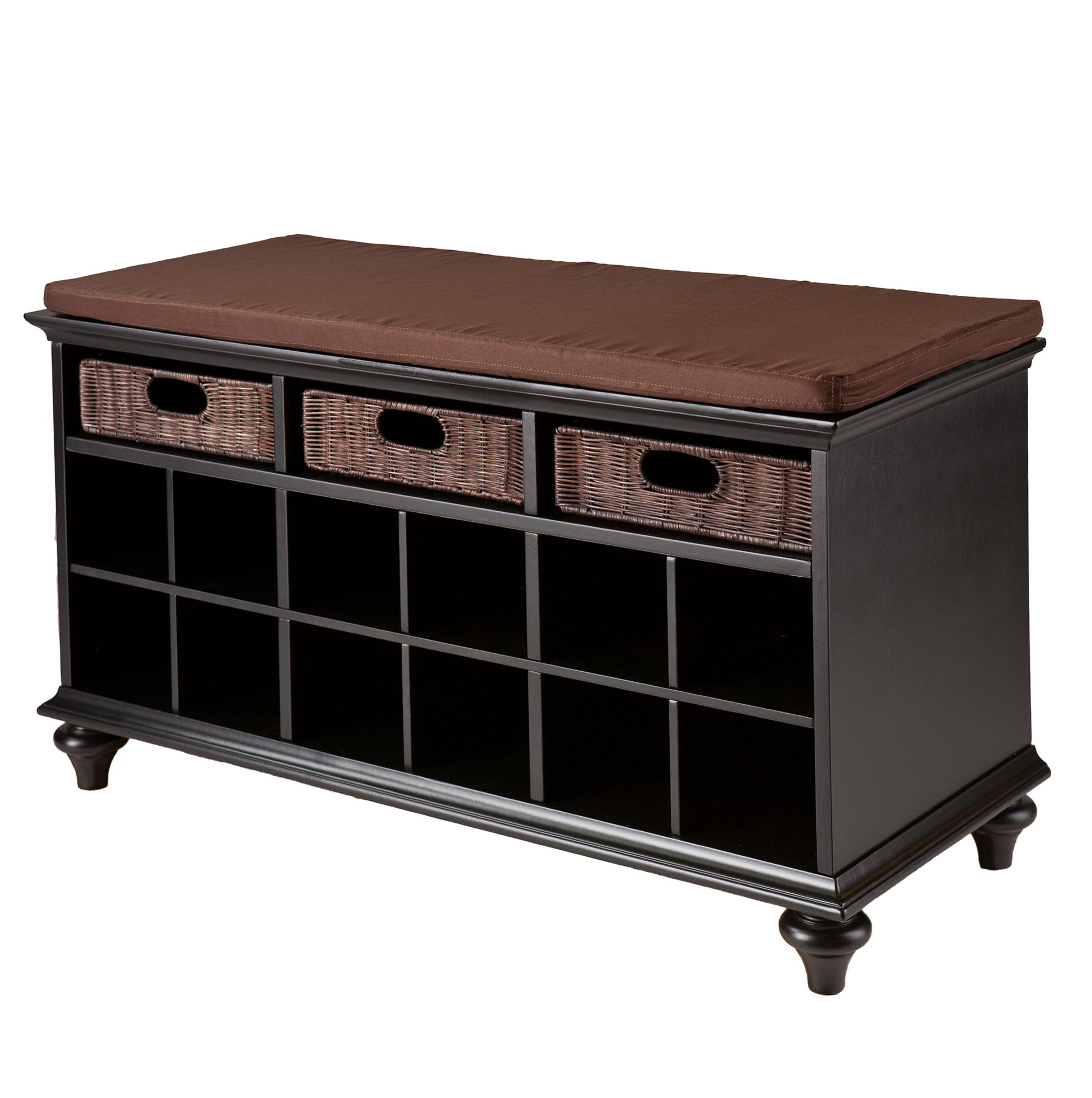 Small Bench Seat With Storage