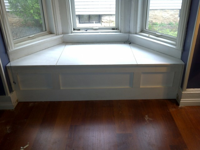 Small Window Seat Bench