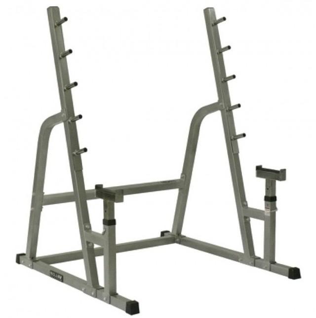 Squat Bench Rack Combo