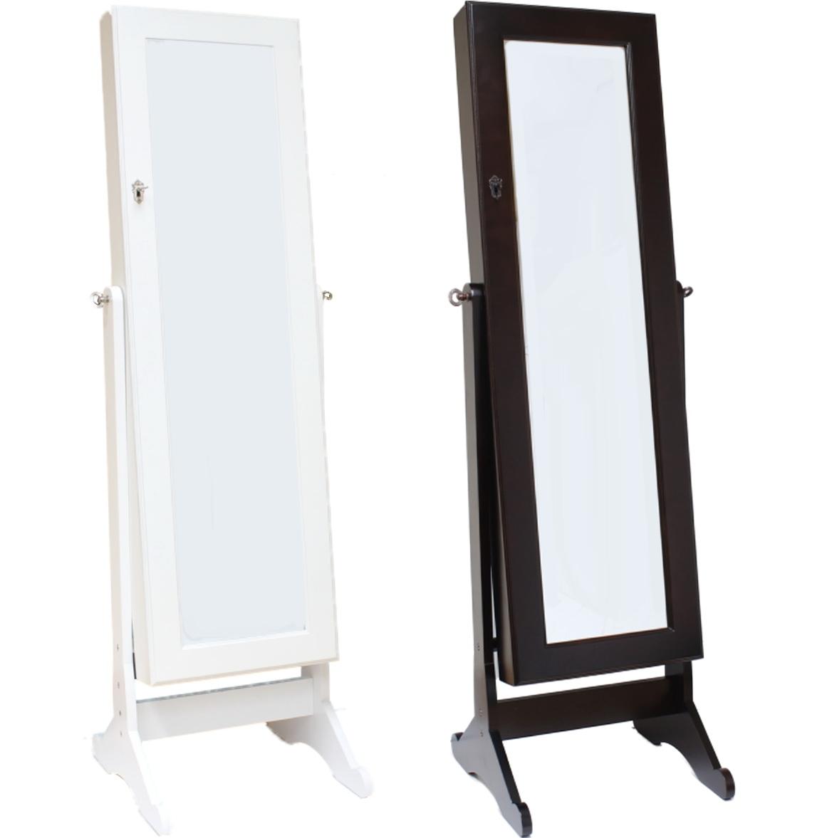 Stand Alone Floor Mirror
