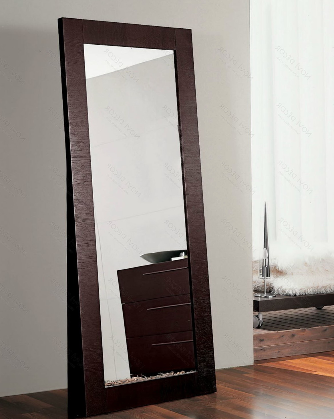 stand alone mirror bedroom home design ideas