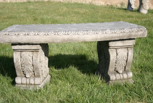 Stone Garden Bench Uk