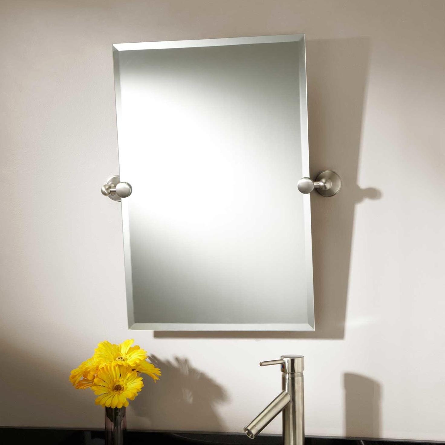 Tilt Mirror Mounting Hardware