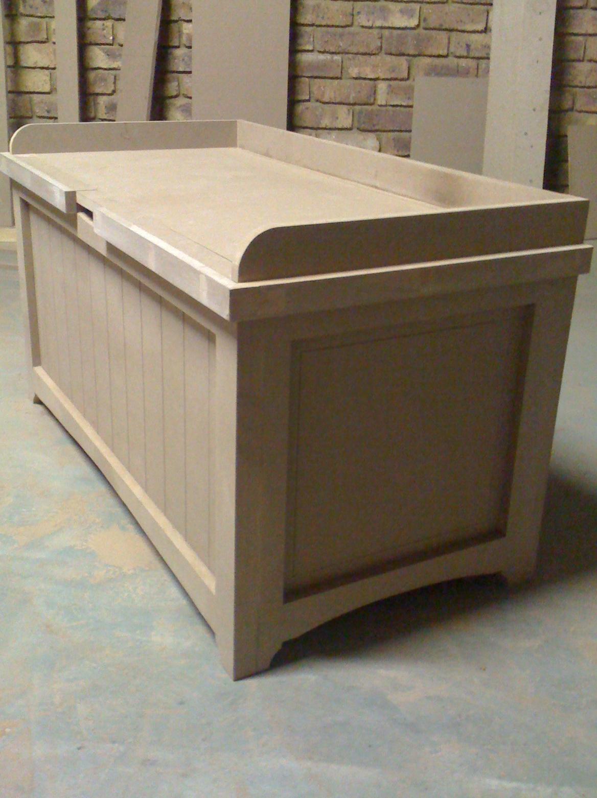 Toy Box Bench Seat