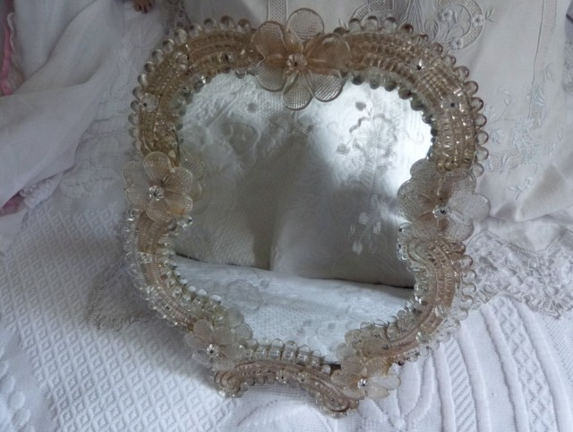 Venetian Glass Mirror Parts