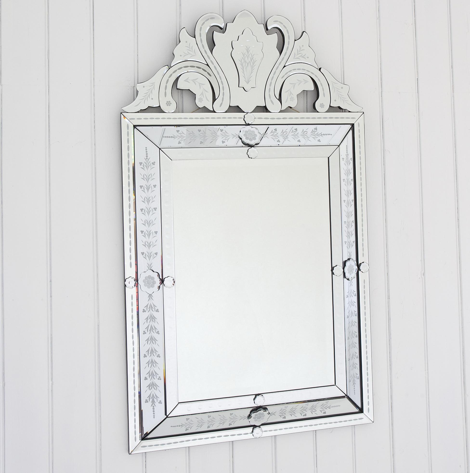 Venetian Glass Mirrors Uk