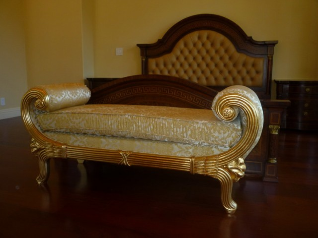 Victorian Benches For Bedrooms