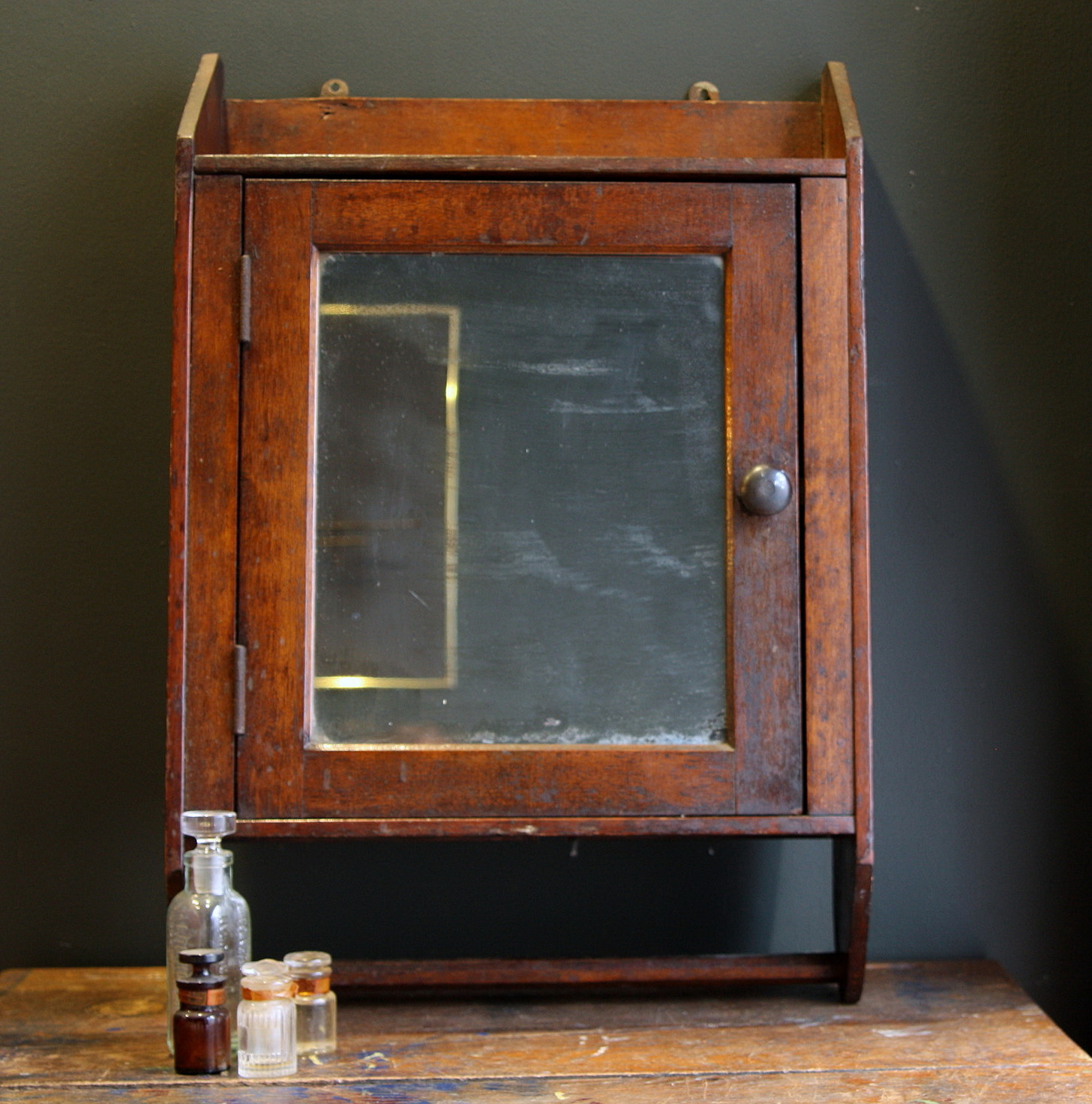 Vintage Medicine Cabinets With Mirrors