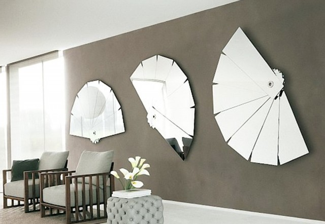 Wall Mirror Decor Ideas