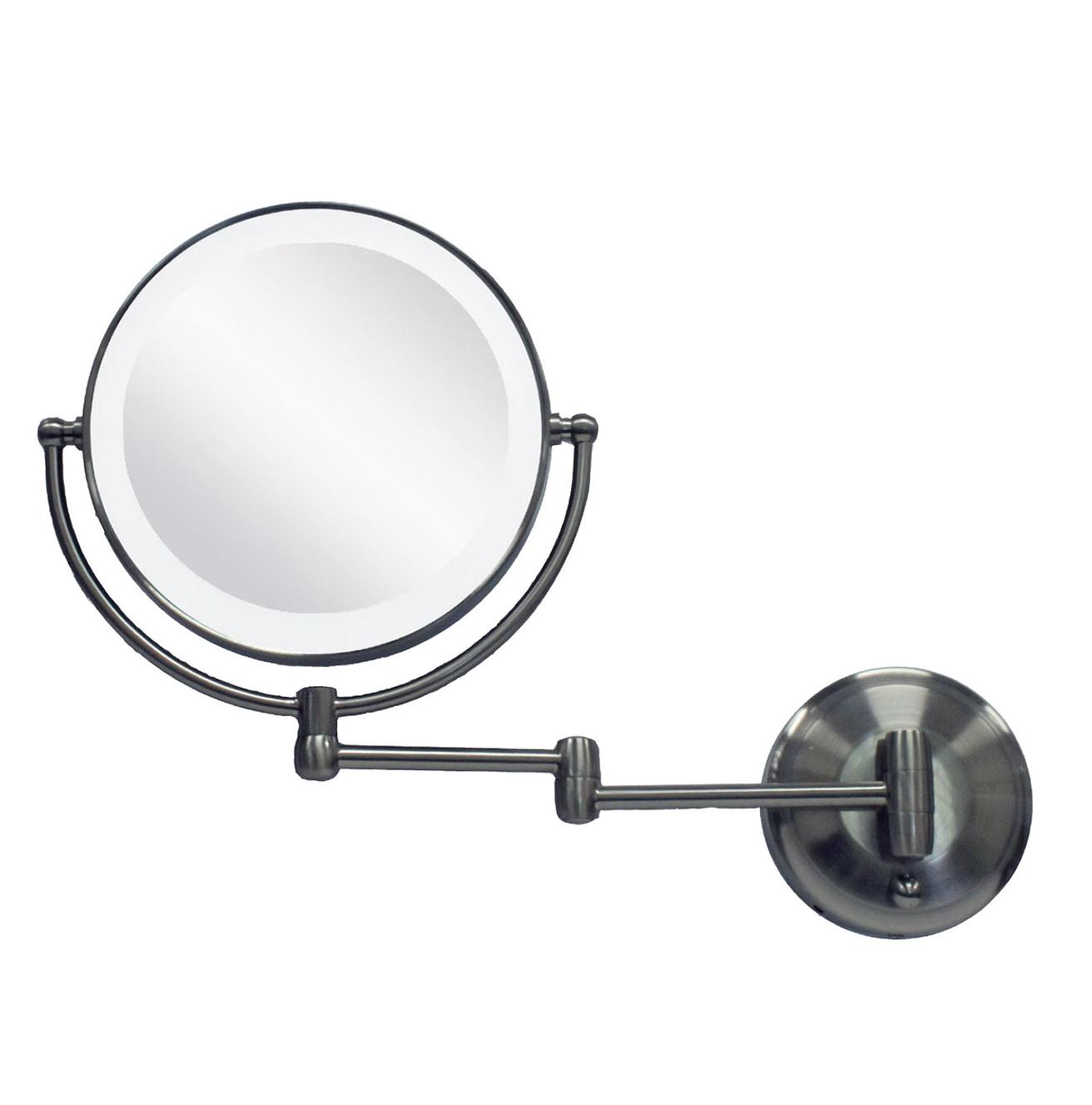 Wall Mount Makeup Mirror 15x Home Design Ideas