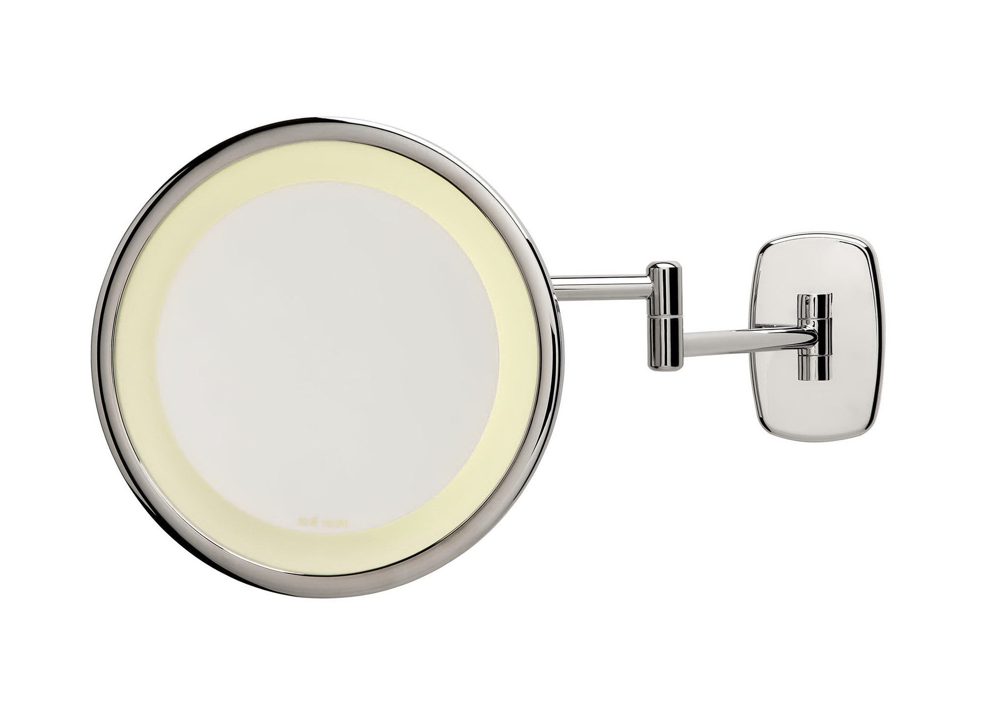 Wall Mount Makeup Mirror Oil Rubbed Bronze