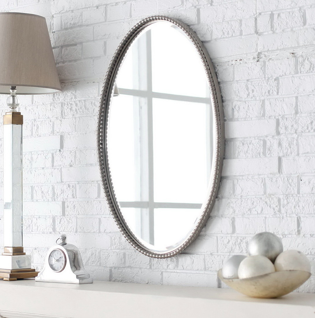 oval white mirror bathroom white oval bathroom mirror home design ideas 19823