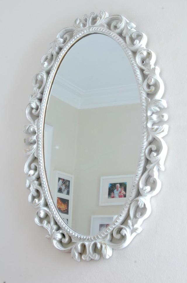 White Oval Mirror Ikea Home Design Ideas