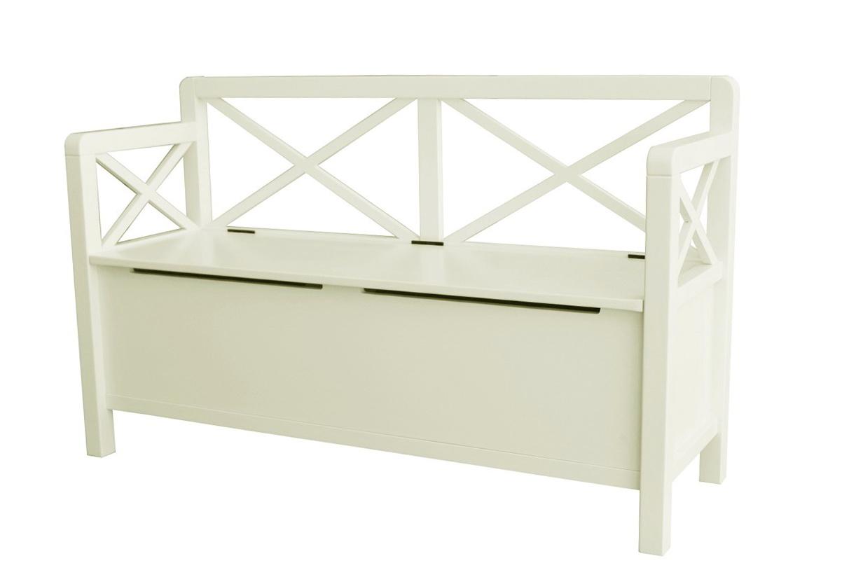 White Storage Chest Bench Home Design Ideas