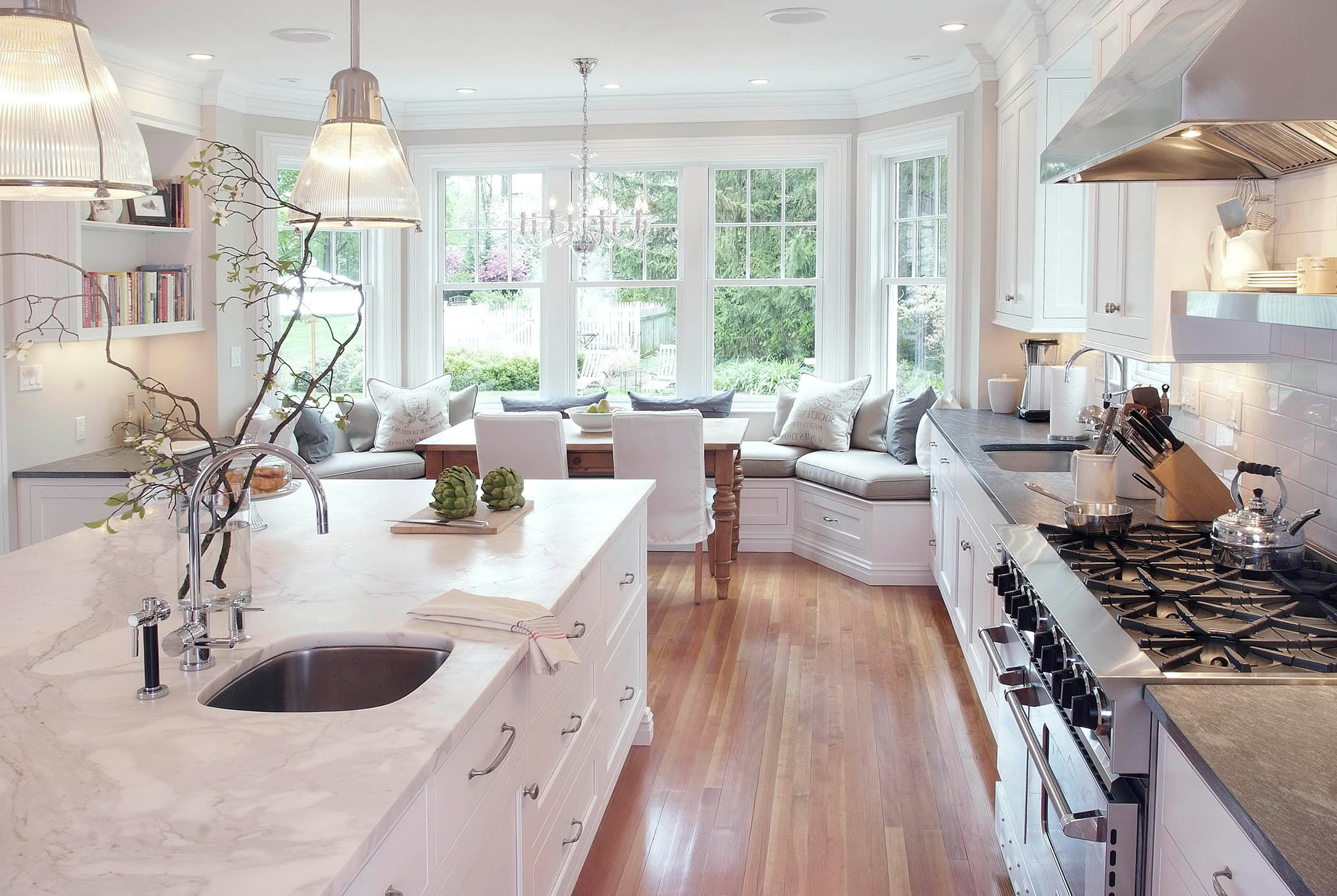 Built In Bench Seat Kitchen Table Kitchen Appliances Tips And Review