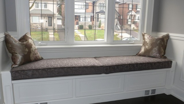 Window Seat Bench Cushions