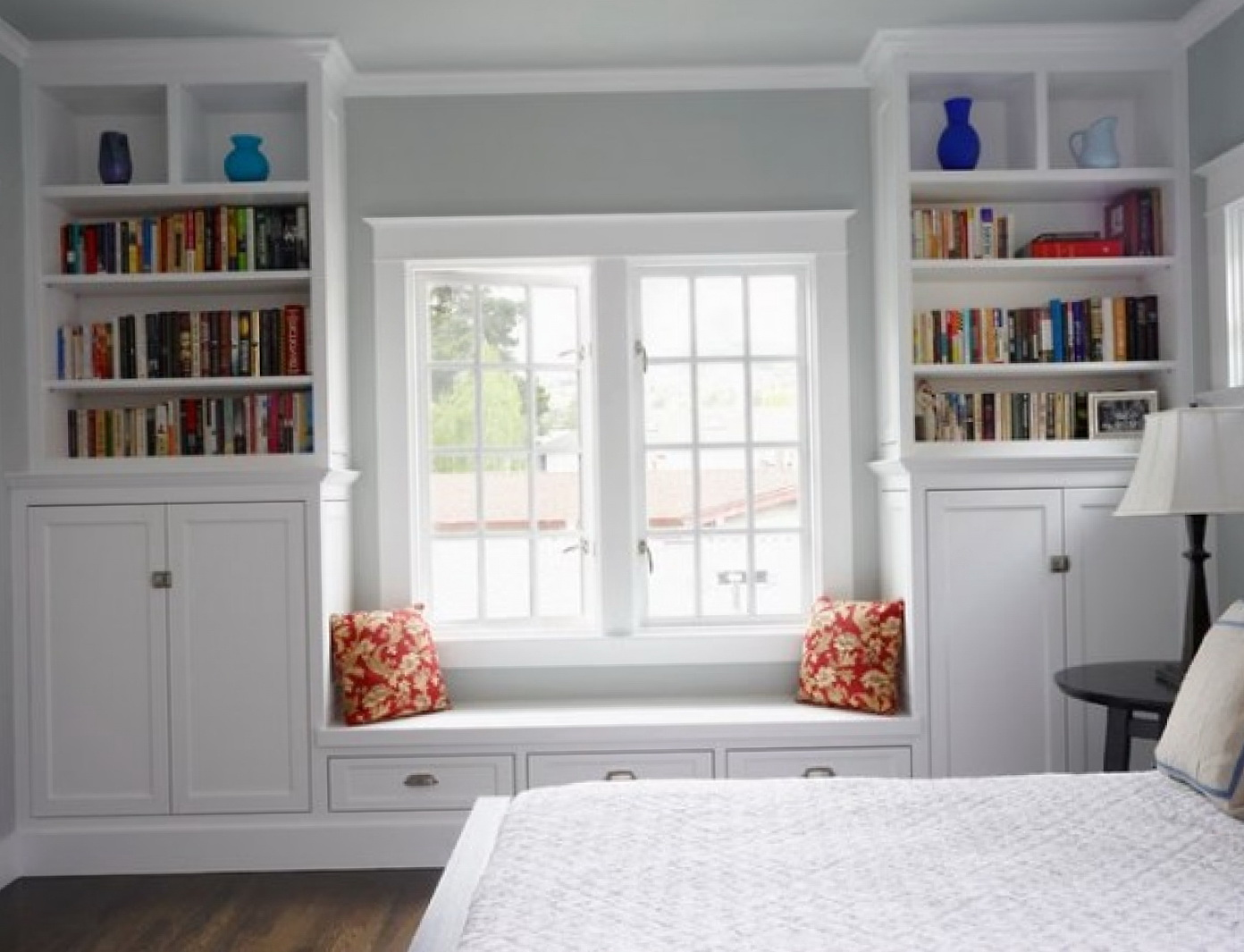 Window Seat Bench Ideas