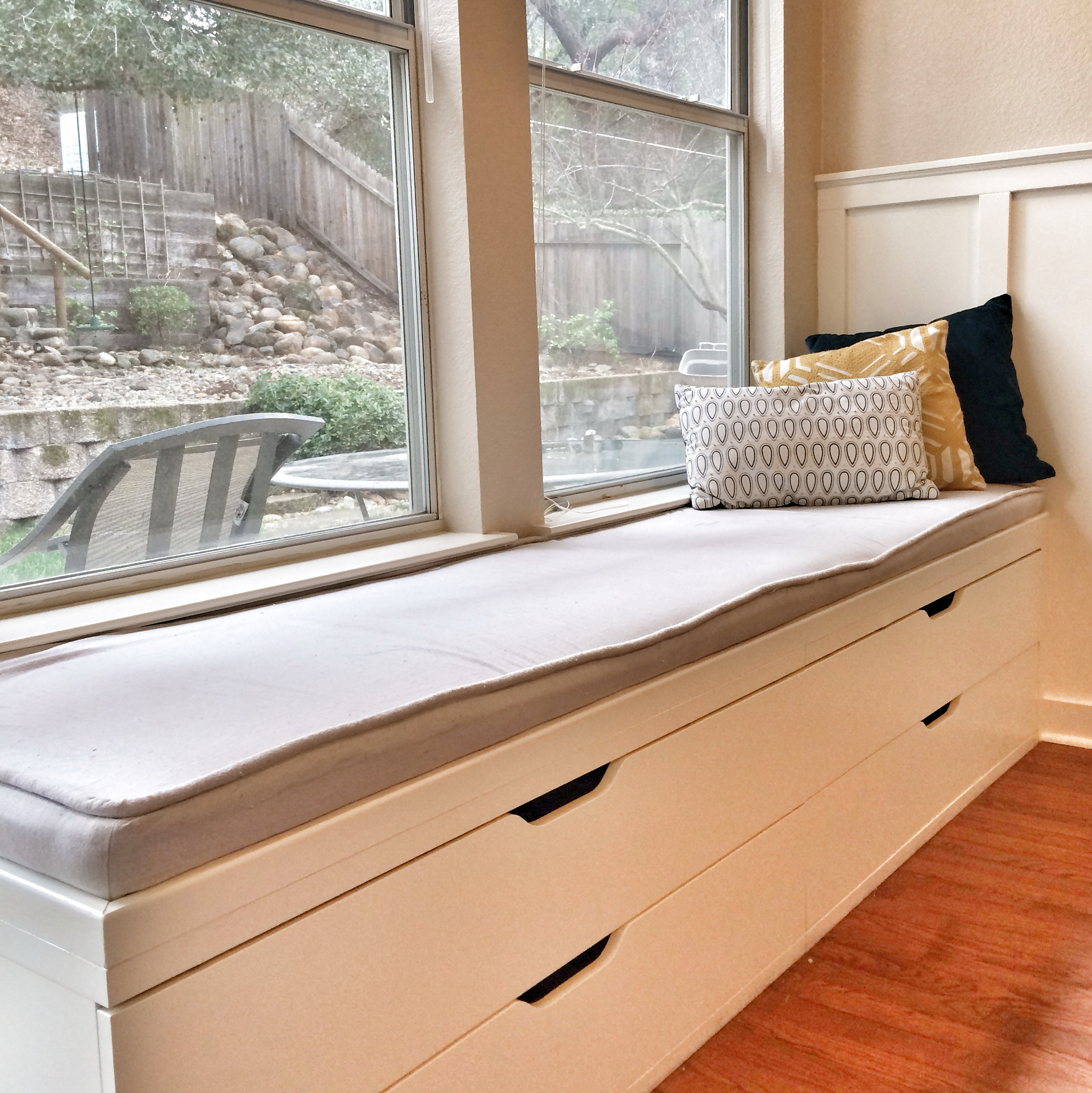 Window Seat Bench Ikea Home Design Ideas