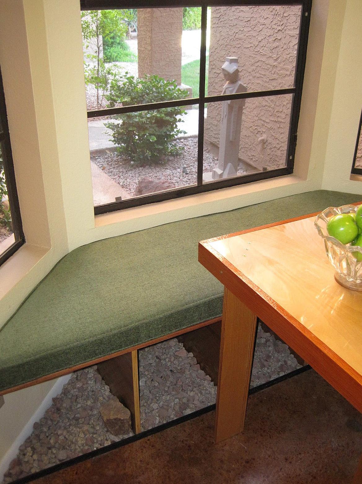 Window Seat Bench Kitchen
