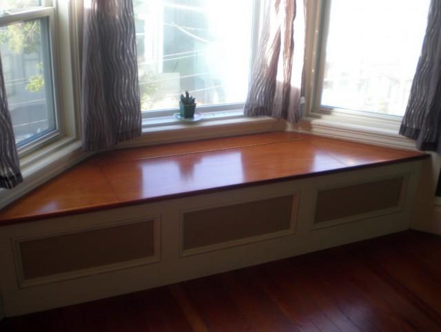 Window Seat Bench Plans