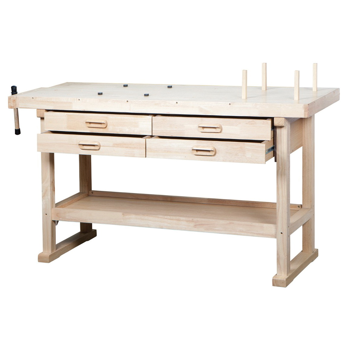 Wood Work Bench Ideas