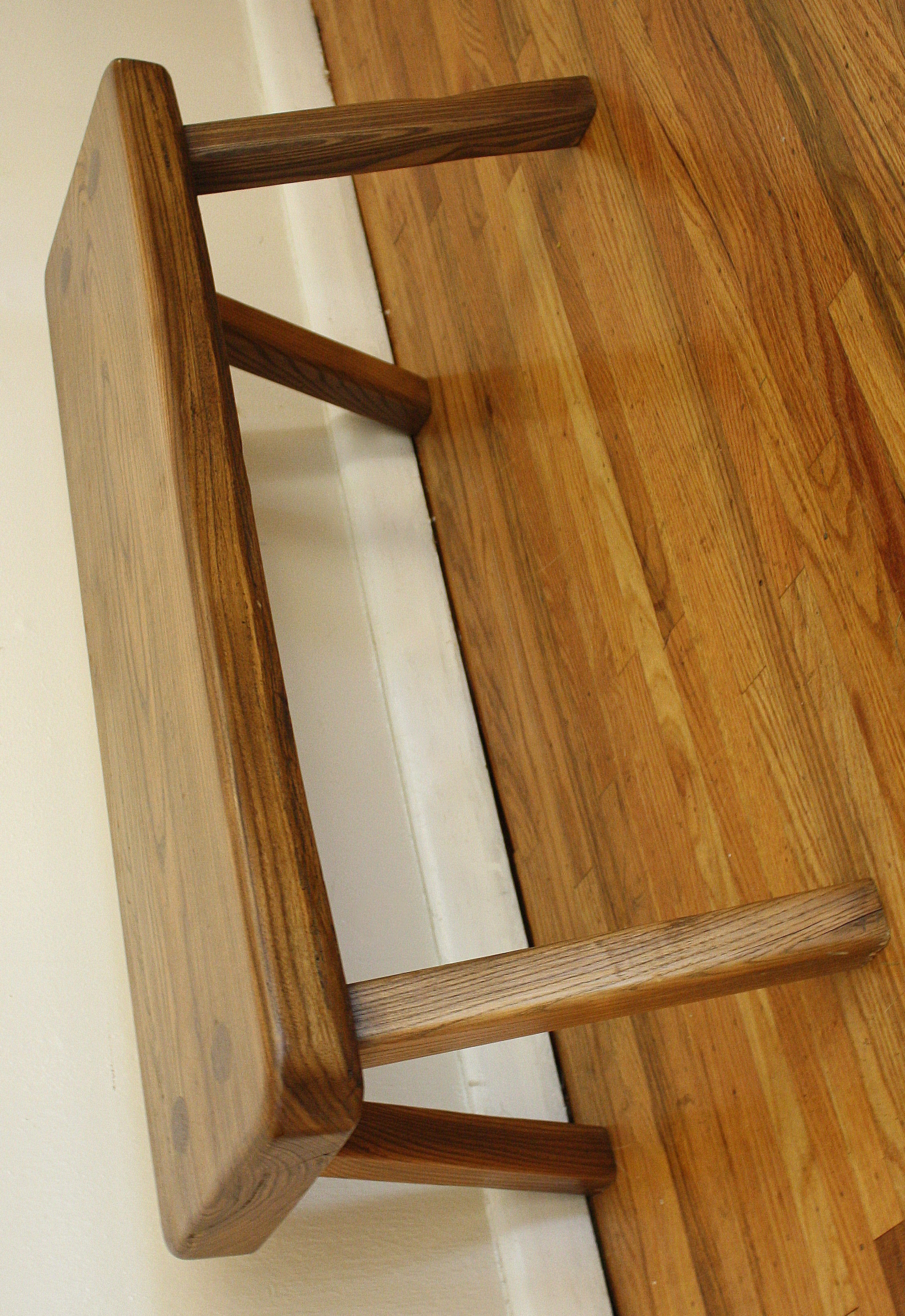 Wooden Bench Press Rack