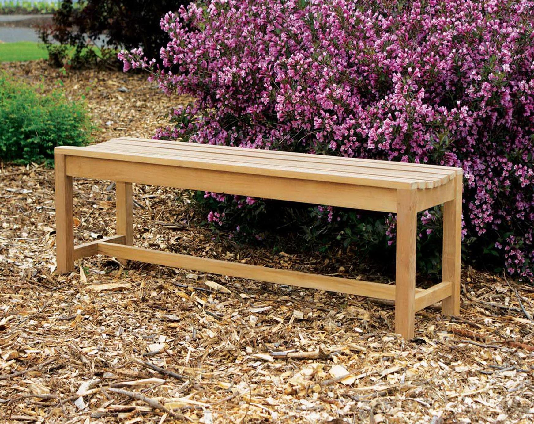 Wooden Garden Benches Designs