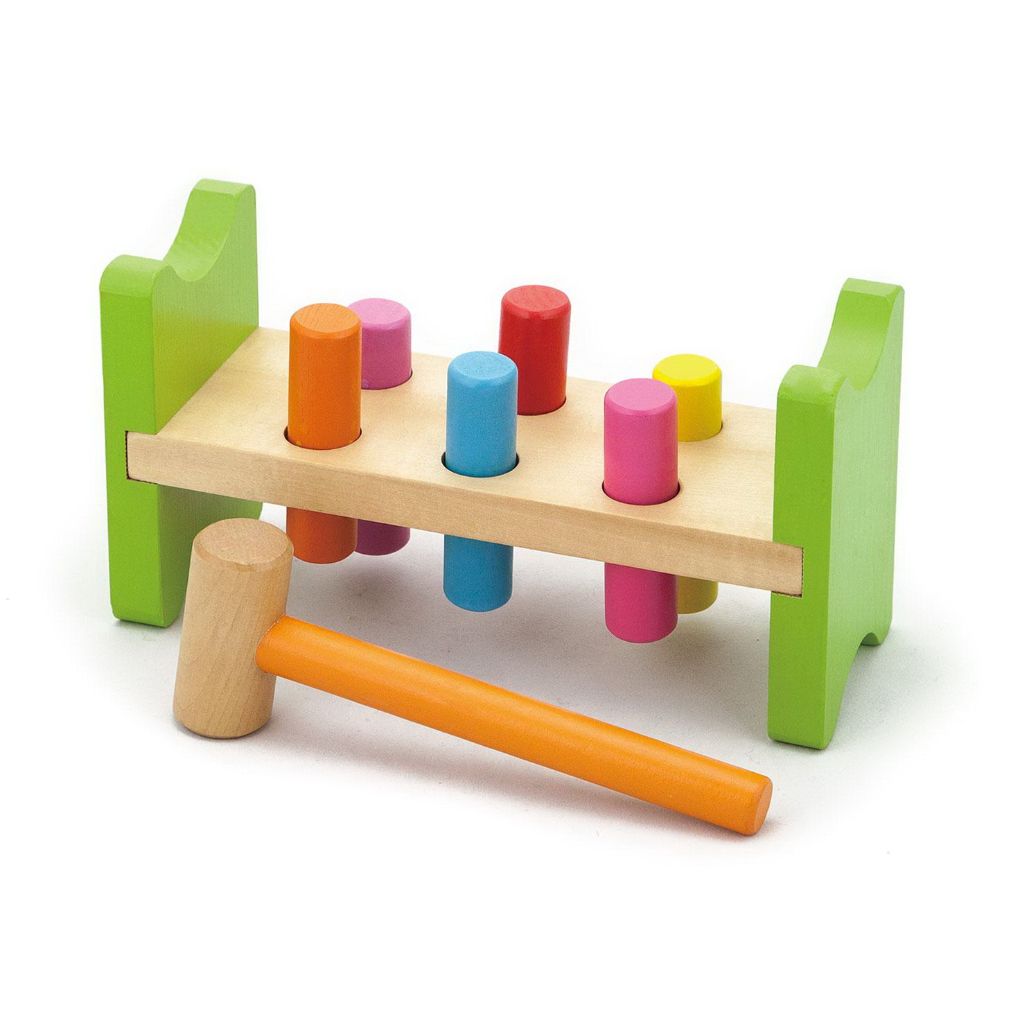 Wooden Work Bench Toy