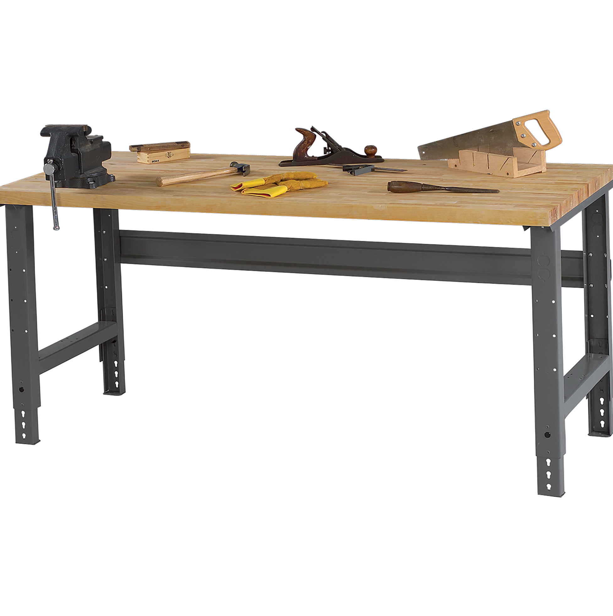 Wooden Workbench Kits Home Design Ideas