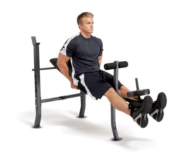 Workout Bench Set For Sale