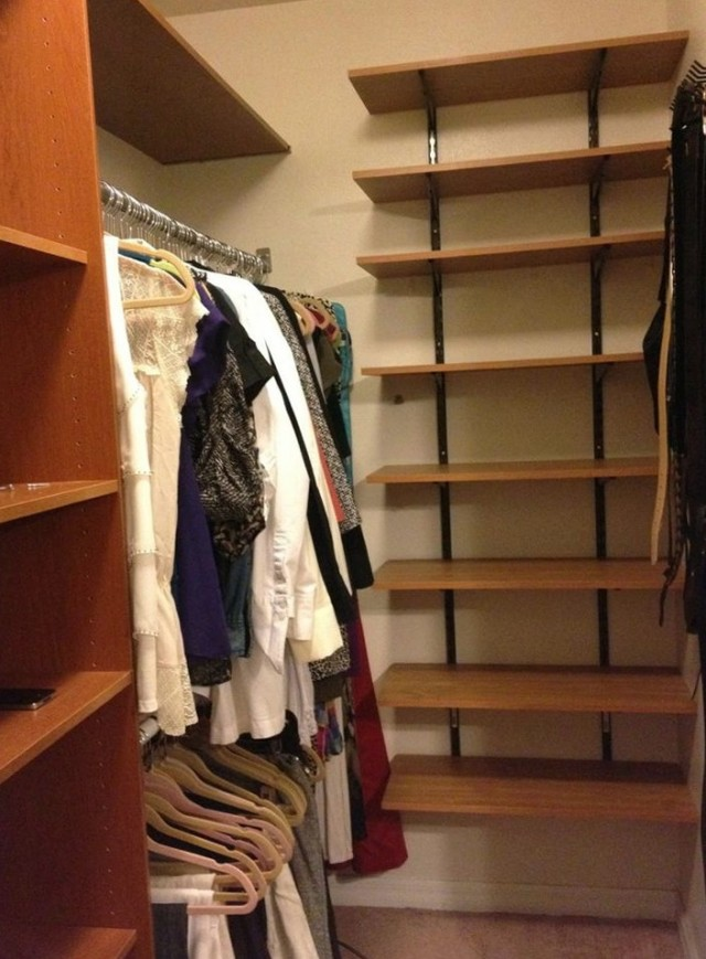 Allen Roth Closet Shelf | Home Design Ideas