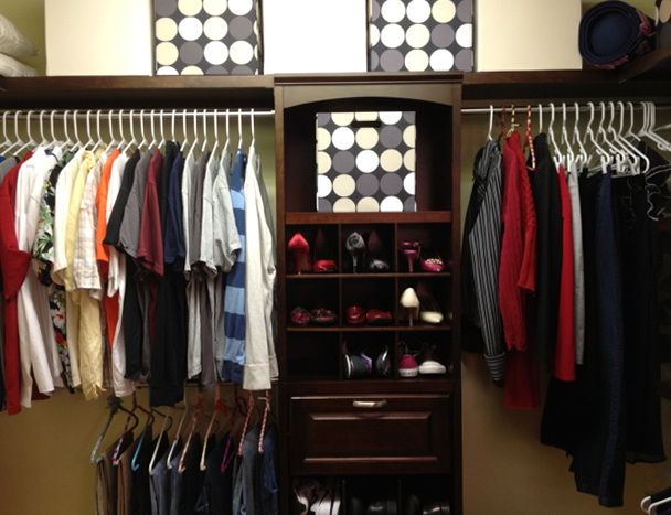 Allen And Roth Complete Closet Kit