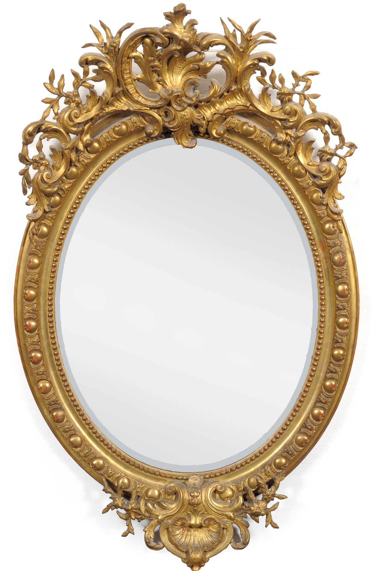 Antique Victorian Wall Mirrors