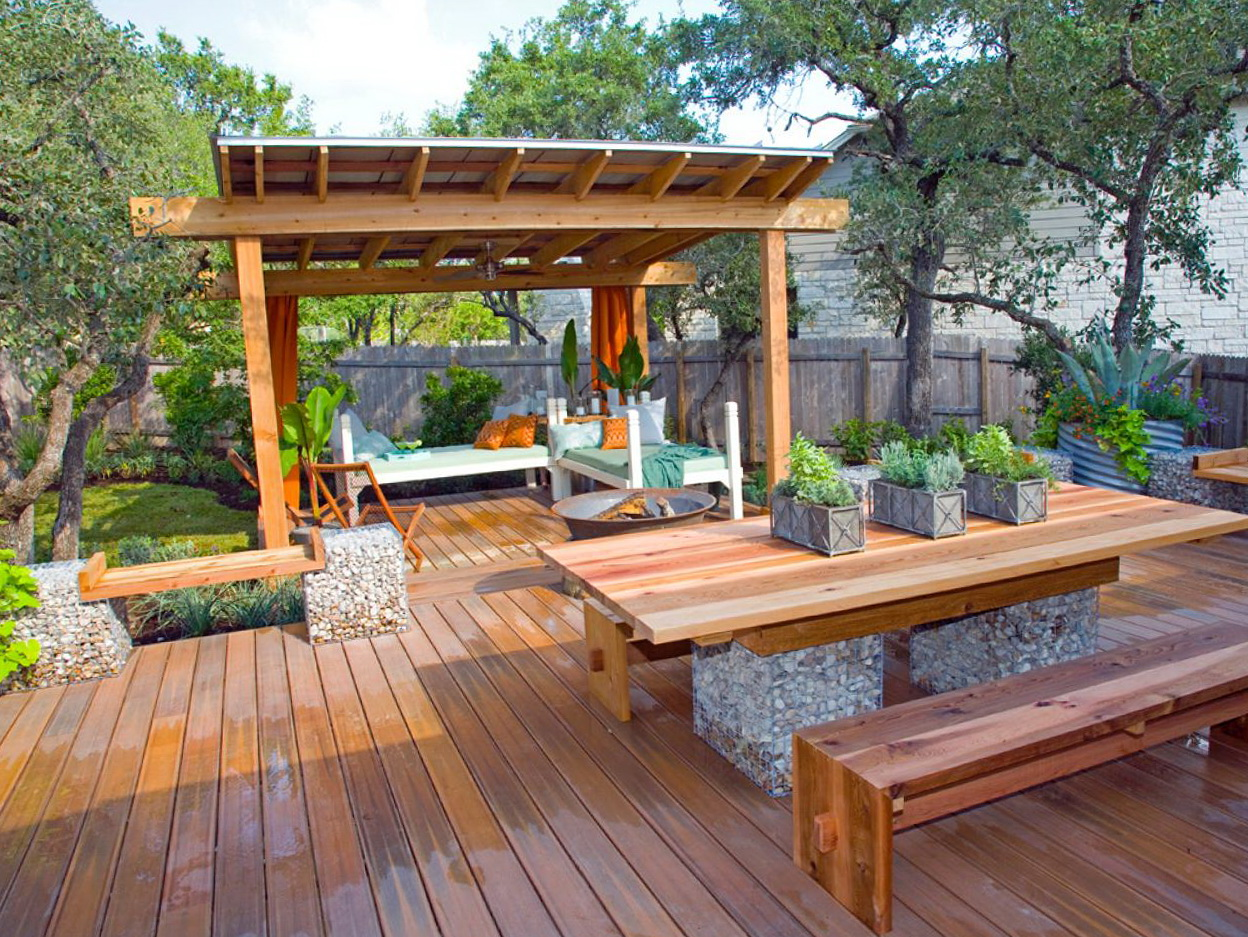 Covered Deck Ideas Part - 50: Backyard Covered Deck Ideas