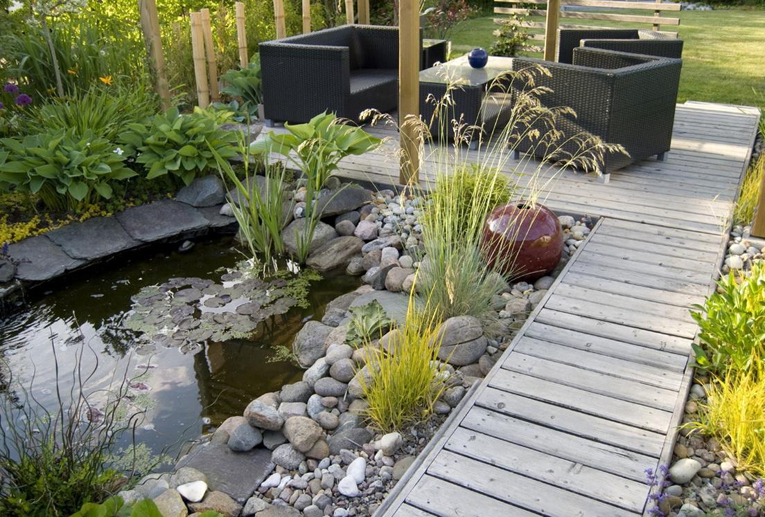 Backyard Deck Ideas For Small Yards