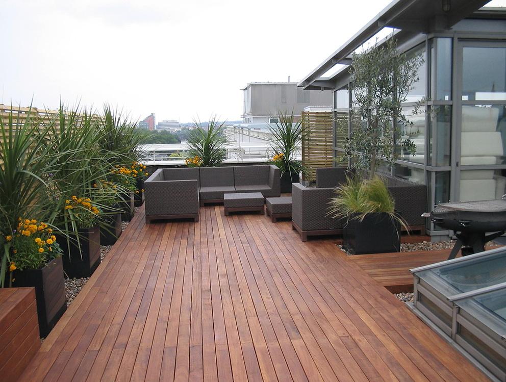 Backyard Deck Ideas Photos