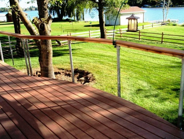 Backyard Patio Deck Ideas